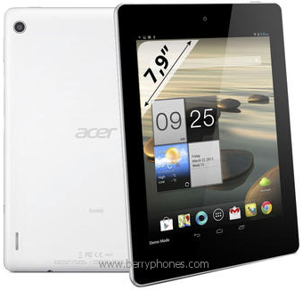 Acer IconiaA1-810-Berry Phone