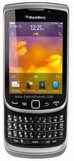 BlacBerry 9810-1 - berryphones