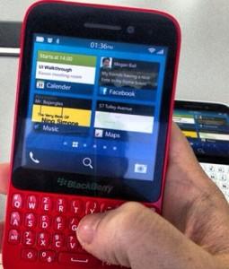 BB R10 - Berry Phone