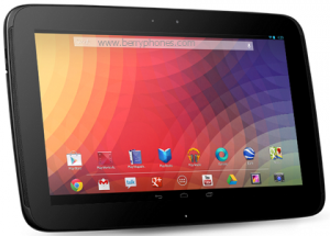 nexus 10 - berry phone