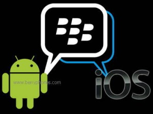 BlackBerry-Messenger - berry phone