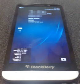BB A10 _ Berry Phone