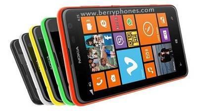 Nokia Lumia 622 - berryphones