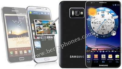 Samsung Galaxi Note 3 - Berry Phones