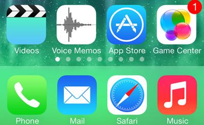 7 Fitur iOS7
