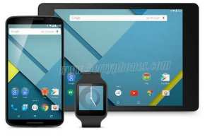 sitem operasi android 5.0 lollipop
