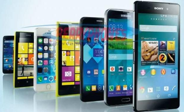 Smartphone terbaik selama 2015