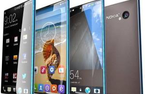 Tampilan Nokia Swan Terbaru