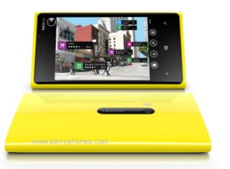 Nokia Lumia 920 - berry phone