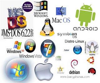 sistem operasi - Berry Phone