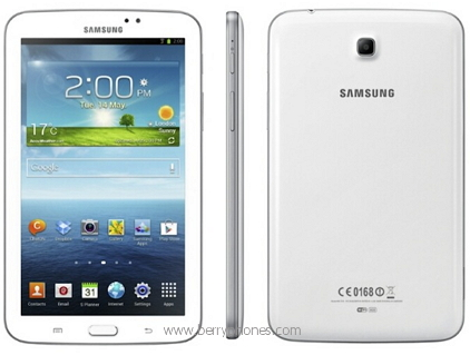 samsung galaxi tab 3 - berry phone