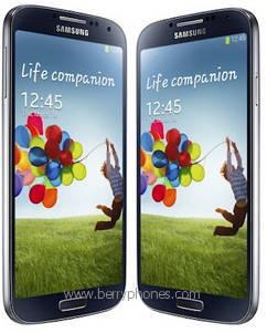 Upgrade Samsung Galaxi S4 - Berry phone