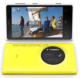 Nokia Lumia 1020 - Berry Phone