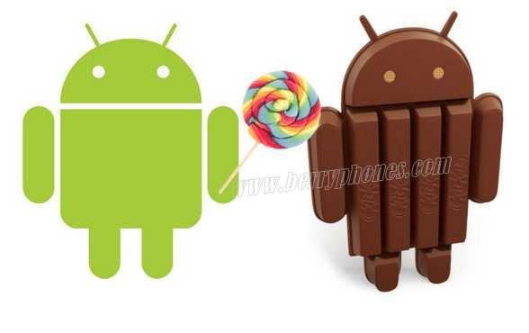 Beda Lollipop dan Kitkat